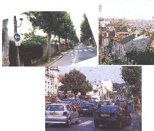 Views of Champigny